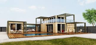 Hd Home Design Angouleme Bauhu Prefabricated Modular Construction Flat Pack Container