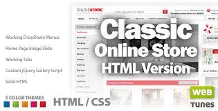 50 retail html5 website templates sixthlifesixthlife
