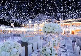 starry string lights 23 ways to transform your wedding from bland to mind blowing