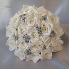 silk bridal bouquets silk wedding flowers best 25 artificial wedding bouquets ideas on