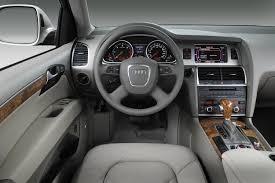 Audi Q7 Models - audi sets prices on the 2009 q7 tdi the world u0027s cleanest diesel suv
