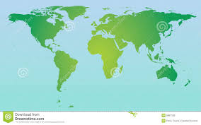 Blank World Map by World Map Colour Royalty Free Stock Images Image 5961109