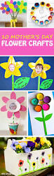 10 mother u0027s day flower crafts for kids non toy gifts