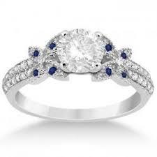 butterfly engagement ring butterfly engagement ring lovetoknow