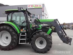 used deutz agrotron k120 tractors year 2009 price 49 374 for