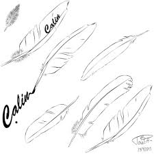 feather coloring page images reverse search