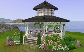 wedding arches sims 3 mod the sims reverie s b b a wedding venue