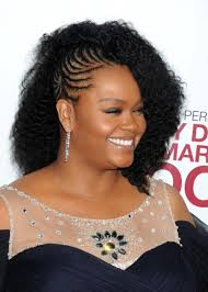 plaited hair styleson black hair women hairstyles black girl hairstyles on pinterest black female