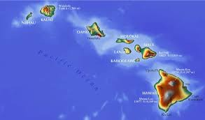 map of hawaii cities reference map of hawaii usa nations project