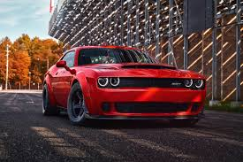 Dodge Challenger Upgrades - hennessey performance upgrades for dodge demon to reach 1 500 hp