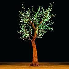 how many lights for a 7ft tree how many lights for a 7 foot tree cherry blossom tree 7 feet led
