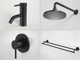 black shower taps bathroom bath shower bathroom accessories