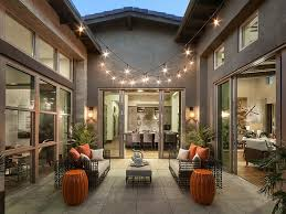 home courtyard monterey homes luxury living meritage homes