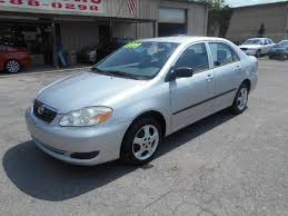 toyota corolla kelley blue book 2005 toyota corolla ce 4dr sedan in kingsport tn hd motors