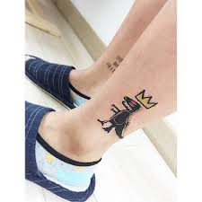 little tattoos u2014 jean michel basquiat u0027s iconic t rex tattoo tattoo