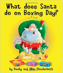 Boxing Day Meme - what does santa do on boxing day jpg