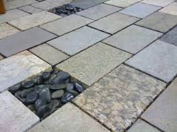 Granite Patio Pavers Recycled Granite Pavers 6 X9 Sle Kit Home Kitchen