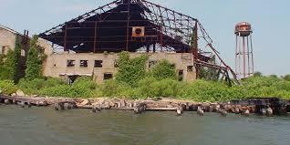 weird nj abandoned fish factory