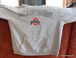 Upcycle Old Tshirts - diy upcycled sweatshirt to drawstring backpack maiden jane
