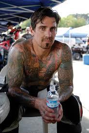carey hart hair carey hart tattoos pictures images pics photos of his tattoos
