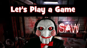 Saw Doll Meme - jigsaw let s play a game youtube