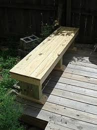 Deck Wood Bench Seat Plans by Find Out How To Build A Built In Corner Bench On Your Deck From