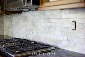 Marble Tile Kitchen Backsplash Kitchen Room Best Marble Countertops Carrera Tile Backsplash