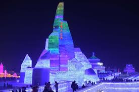 harbin snow and ice festival 2017 china u0027s harbin ice and snow festival celebrates 2017