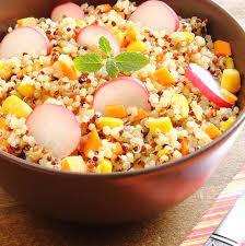 comment cuisiner le quinoa recettes plat principal sans gluten quinoa aux carottes