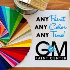 g u0026 m paint center 24 photos u0026 13 reviews paint stores 8011