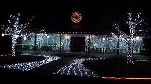 snowfall led christmas lights youtube