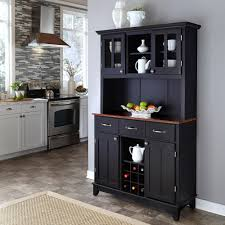 kitchen kitchen hutch buffet in striking home styles large