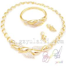 new jewelry gold necklace images Shipping free imitation jewellery in dubai 18k gold plated jewelry jpg