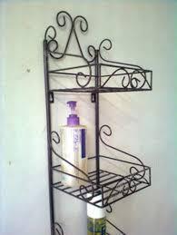 Wrought Iron Bathroom Shelves Popular Of Wrought Iron Bathroom Shelf With Shop Wrought