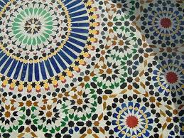 Morroco Style Modern Style Moroccan Tile And Mosaic Sinks And Vanity Cabinets