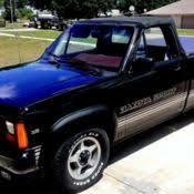 1989 dodge dakota sport convertible 91 dodge dakota sport 4x4 for sale in volant pennsylvania united