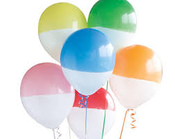 circus balloon circus balloons etsy