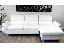 canapé d angle blanc cuir découvrez nos canapés simili cuir design et facile d entretien