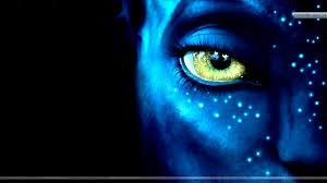avatar movie face closeup wallpaper