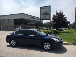 2012 Nissan Altima 2 5s Horsepower Used 2012 Nissan Altima For Sale Barrie On