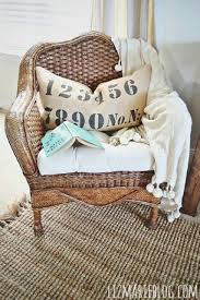Home Decor Chairs 37 Cozy Wicker Touches For Your Home Décor Digsdigs
