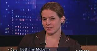 Bethany Mclean Vanity Fair Q U0026a Bethany Mclean May 19 2005 Video C Span Org