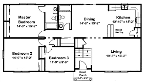 split entry floor plans modular raised ranch offers many advantages