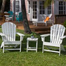 Quality Adirondack Chairs Polywood South Beach Adirondack Chair Sba15