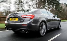 maserati ghibli vs bmw 5 series maserati ghibli review is there substance to go with the style