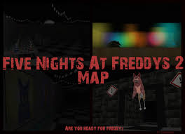 five nights at freddy s halloween update five nights at freddys maps 1 2 and 3 game maps included