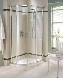 standing shower design ideas homes gallery