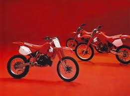 canadian 1988 honda cr250 restorations old moto