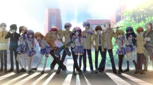 angel beats the opening movie for the angel beats 1st beat visual novel