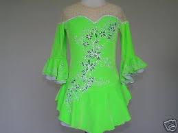 figure skating dresses collection on ebay